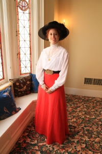 PHOTO COURTESY OF PENNYPACKER MILLS    The 'Finishing the Look: Fashion Accessories of the Victorian and Edwardian Eras' exhibit will open this weekend.