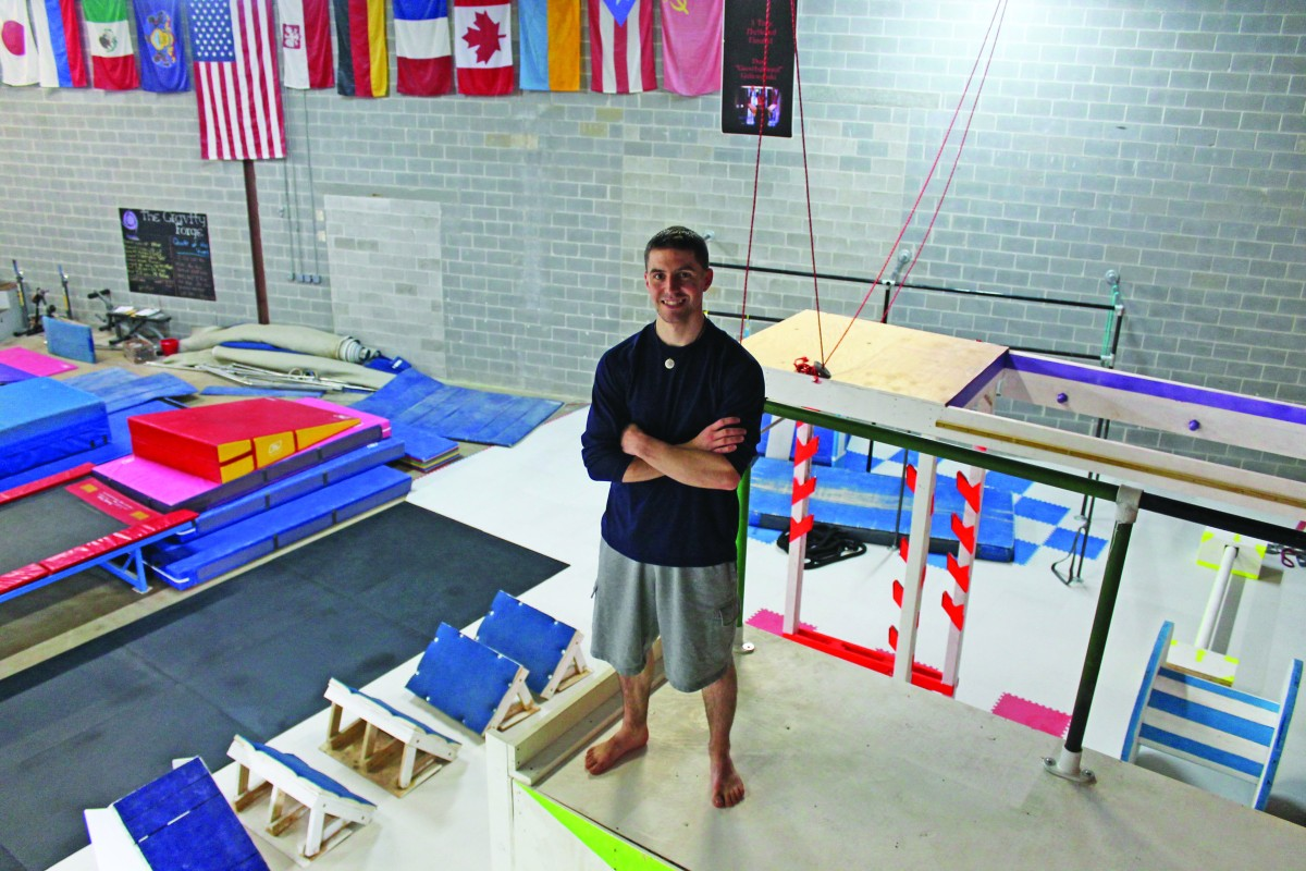 Ninja warrior gym comes to Hatboro