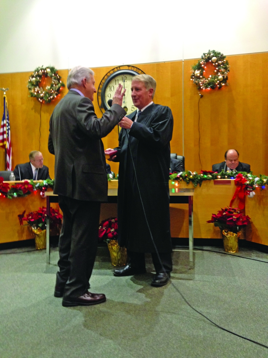 Bensalem Council reorganizes leadership