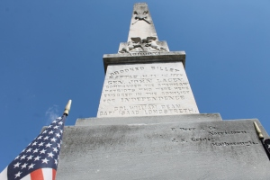 'Meet me at the monument': The story behind the quiet battle in Hatboro