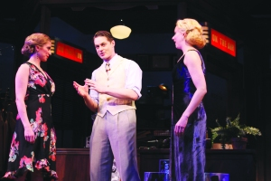 WireENTERTAINMENT: Stage of dreams: Bucks County Playhouse debuts baseball-themed musical