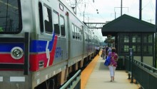 MATT SCHICKLING / WIRE PHOTO Last week, Philadelphia and SEPTA officials offered a preliminary plan for getting around during the World Meeting of Families, from Sept. 22 to 27, which culminates with a visit from Pope Francis.