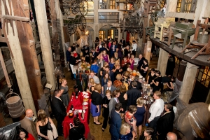 PHOTO: MERCER MUSEUM / The Mercer Museum hosts Cocktails at the Castle this Friday.